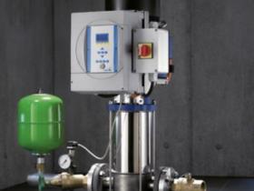 traitement de l'eau Hya-Solo DV Alimentation automatique et maintien sous pression
