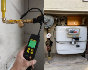 maintenance gaz
